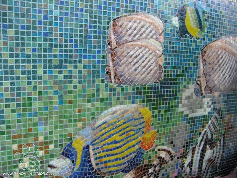 Мозаичного панно своими руками