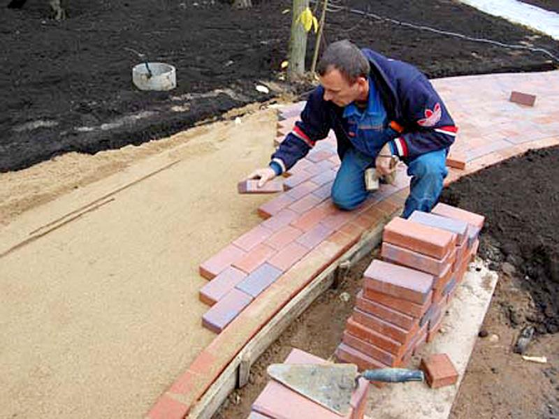 Как сделать бетонный кирпич 138